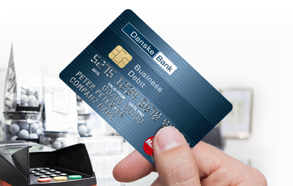 Danske Bank Credit or Debit Card Activation