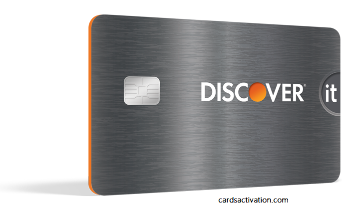 Discover Card Activation