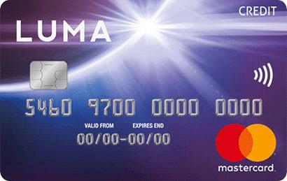 Luma Card Activation