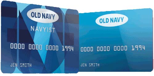 Old Navy Credit Card Activation