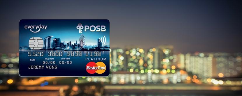 POSB Passion Card EZ link Activation