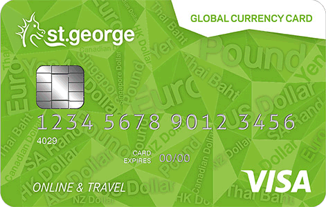 St George Card Activation