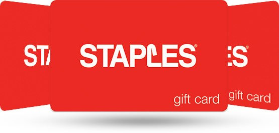 Staples Gift Card Activation