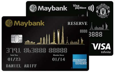 Maybank Credit Card Activation