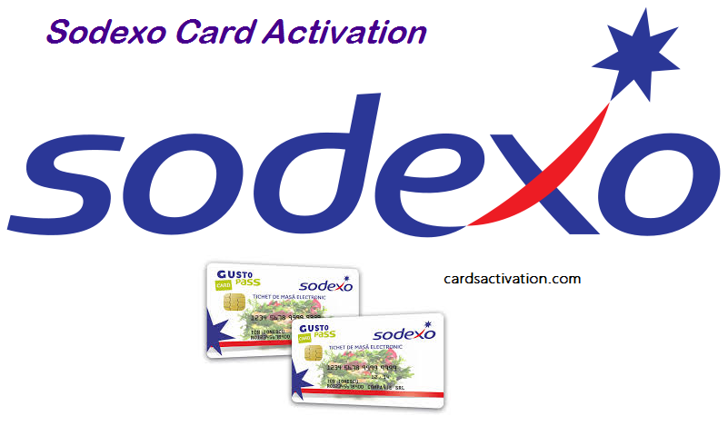 Sodexo Card Activation