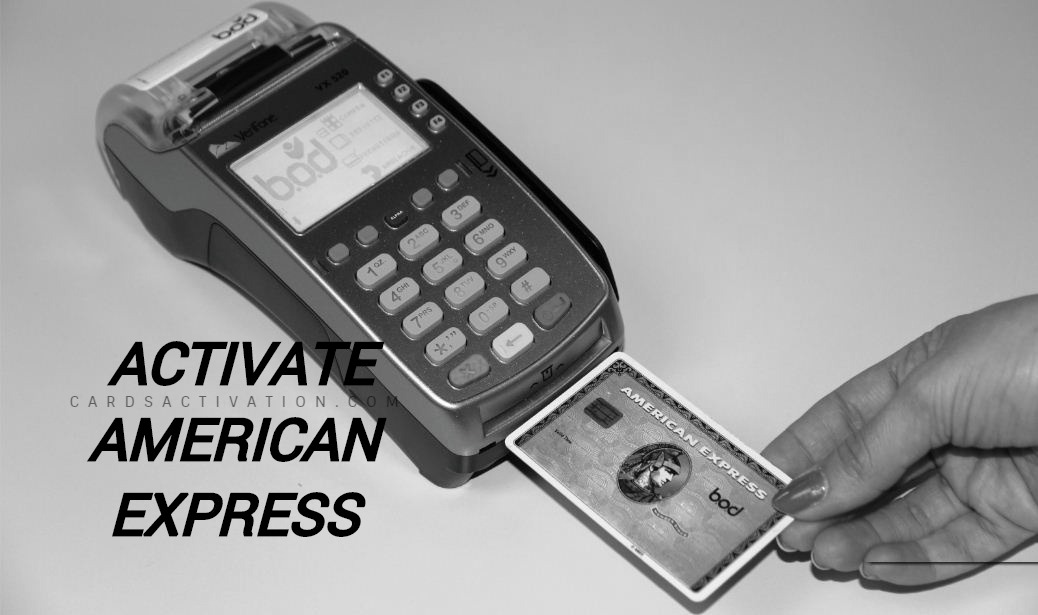 American Express Activation