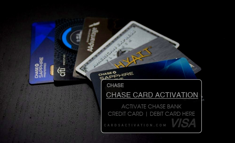 CHASE CARD ACTIVATION】VERIFY CHASE CARD AT chase.com/verifycard