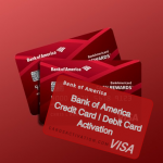 【BANK OF AMERICA ACTIVATION】Activate DEBIT CARD | CREDIT CARD