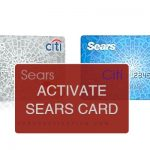 SEARS CARD ACTIVATION GUIDE