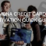 MBNA CARD ACTIVATION | Activate MBNA Credit Card Here