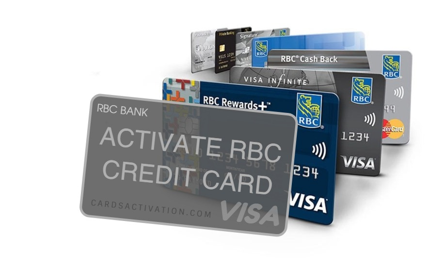 RBC Credit Card Activate