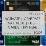 ACTIVATE SBI CREDIT CARD | SBI CARD PIN GENERATION & ACTIVATION
