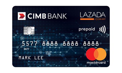 Activate CIMB Credit Card