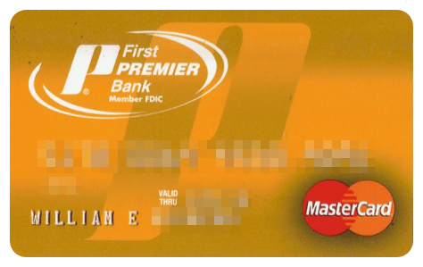 First Premier Credit Card Activation
