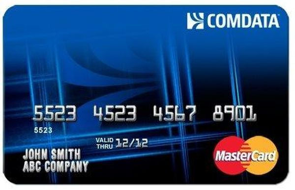 Comdata Card Activation