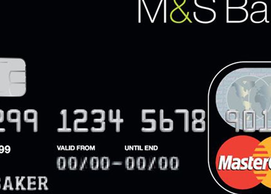 M&S Credit Card Activation