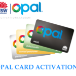 Opal Card Activation | Activate Opal Card