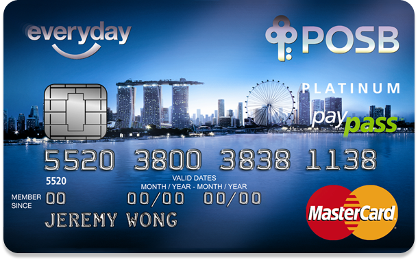 POSB Debit Card Activation