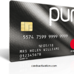 Pure Card Activation