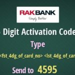 RAK Bank Credit Card Activation – RAK Bank Debit Card Activation