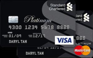 Standard Chartered Credit Card Activation