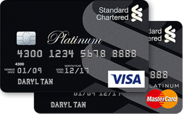 Standard Chartered Credit Card Activation