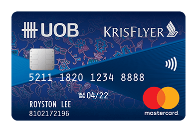 UOB CARD ACTIVATION