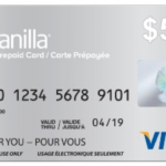 Vanilla Gift Card Activation