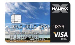 Halifax Card Activation