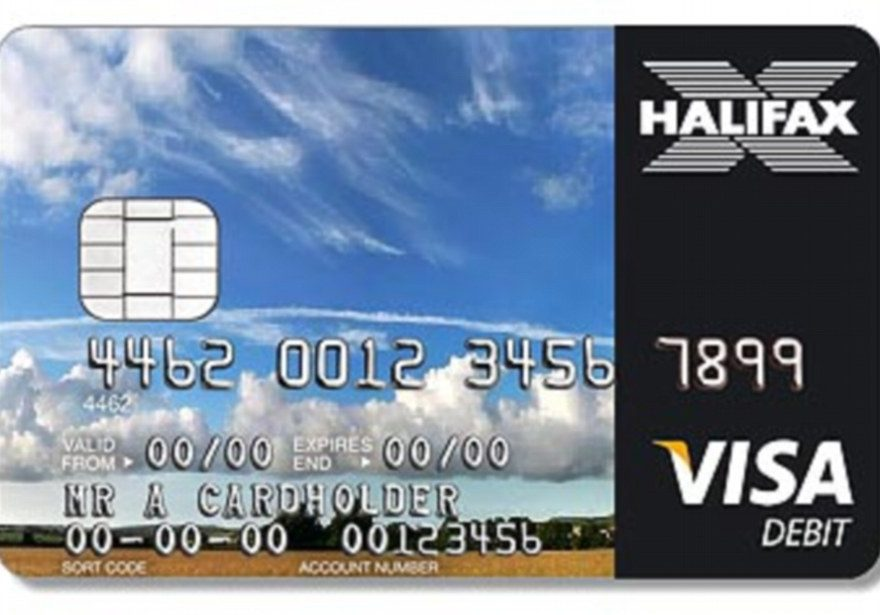 Halifax Card Activation