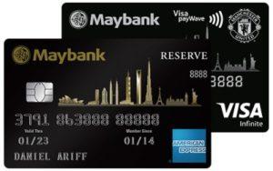 Maybank Credit Card Activation
