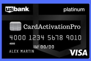 USA BANK CARD ACTIVATION