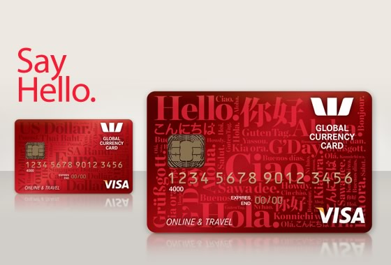 Westpac Card Activation