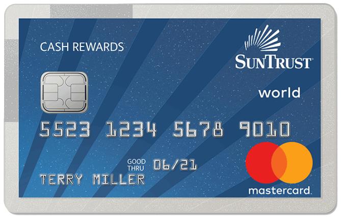 suntrust_credite card