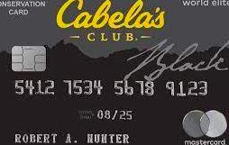 Overview of Cabela's Club Visa Credit Card