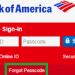 Bank of America login credit card online payment Address Customer service