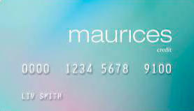 maurices credit card payment login