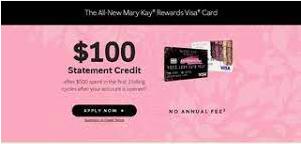 MK Rewards Visa Credit Card