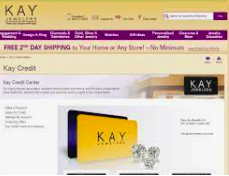 Pay Kay Jewelers Credit Card